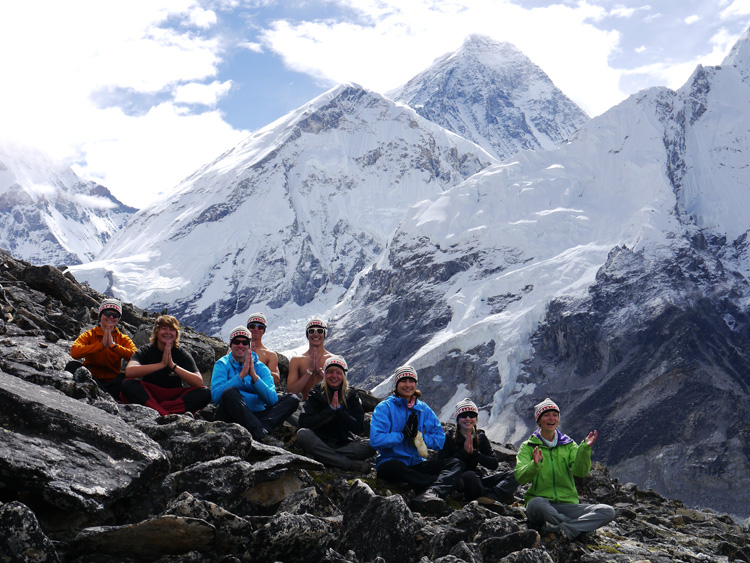 Jugendreise Nepal zum Everest Base Camp